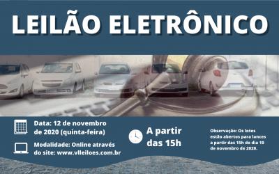 LEILÃO ELETRÔNICO Nº 01/2020