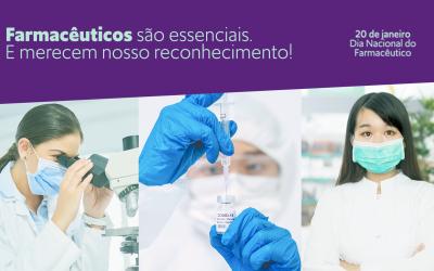 Covid-19: Farmacêuticos e farmácias serão estratégicos na vacinação