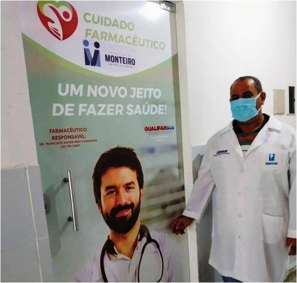 SECRETARIA DE SAÚDE INSTALA PRIMEIRO CONSULTÓRIO FARMACÊUTICO DO SUS NA CIDADE DE MONTEIRO