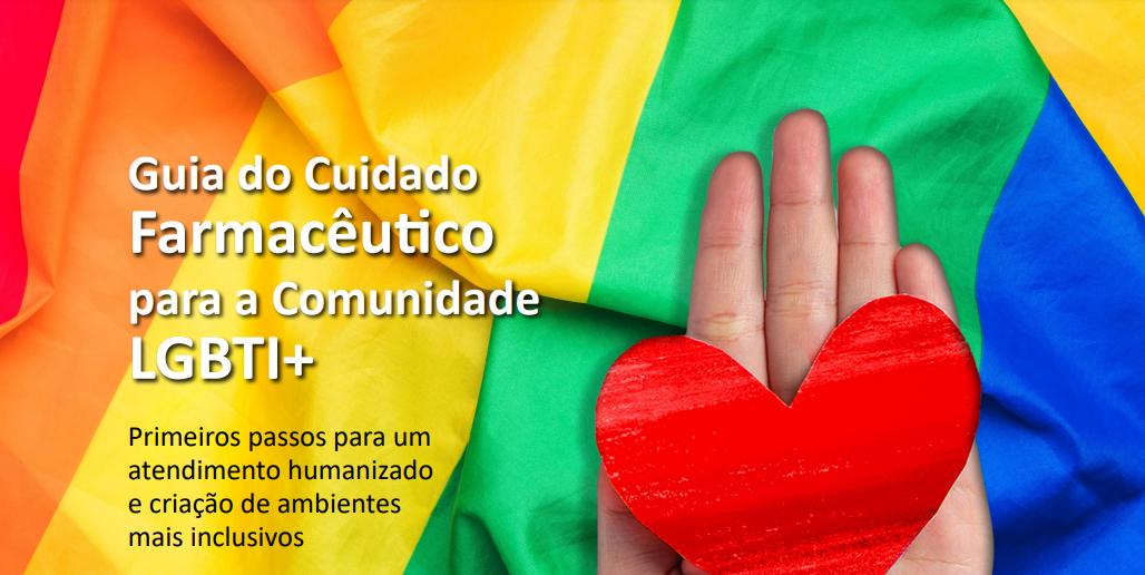 Guia instrui farmacêuticos no atendimento à comunidade LGBTQIA+