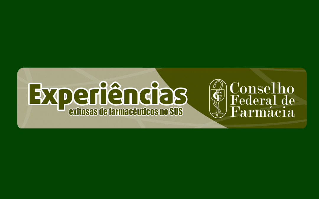 Revista Experiências Exitosas de Farmacêuticos no SUS abre seleção de trabalhos