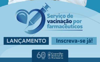 CFF lança curso de capacitação de farmacêuticos em serviço de vacinação